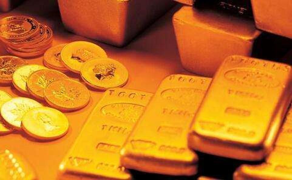 2020年最新黄金价格表